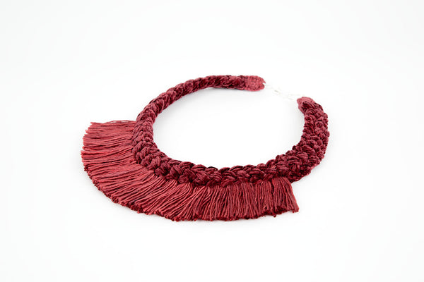 Wine Agustin Necklace