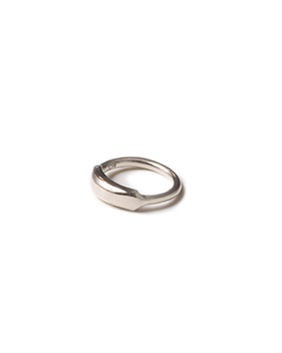 Swell Ring Silver