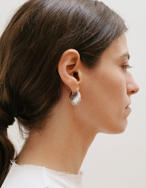 Smilla Earrings Silver