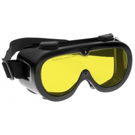 YELLOW LENS Dim Light Melatonin Onset Eyewear frame 60 BLACK Wrap Around Goggle SMALL-LARGE SKU 8285199623