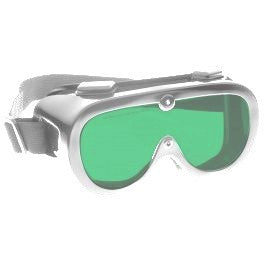 GREEN LENS MIGRAINE RELIEF Eyewear frame 60 BLACK Wrap Around Goggle SMALL-LARGE SKU 8232706247