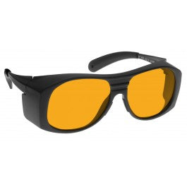 ORANGE LENS Dim Light Melatonin Onset Eyewear frame 33 BLACK Fit-Over Style MEDIUM/LARGE SKU 577684545
