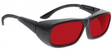 RED LENS 41 BLACK Medium Child or Petite Adult SMALL SKU 2106992230497