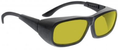 YELLOW LENS 41 BLACK Medium Child or Petite Adult SMALL SKU 2106951499873