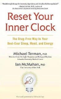 light hygiene book: Reset Your Inner Clock The Drug Free Way To Your Best-Ever Sleep, Mood and Energy *FREE LIBRARY BOOK*