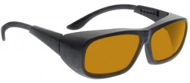 ORANGE LENS 41 BLACK Medium Child or Petite Adult SMALL SKU 22106292928609