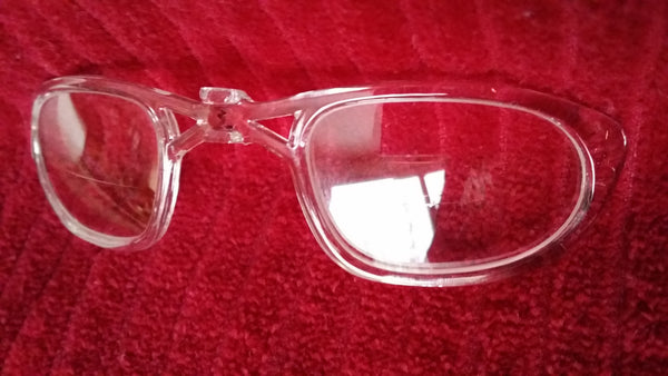 ORANGE LENS Melatonin Onset Eyewear frame 34 or 34W Extra Spare Insert