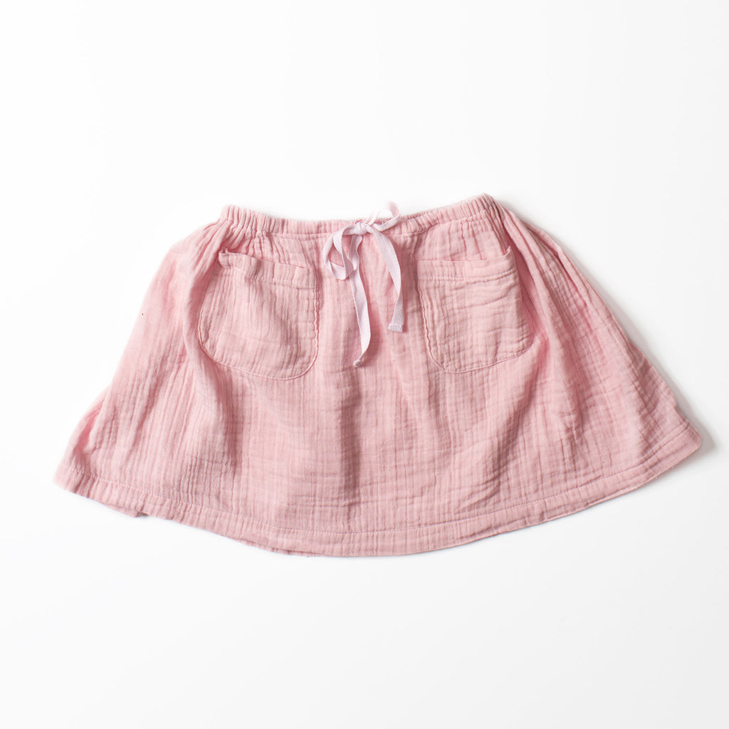 Twirl Skirt Tea Pink