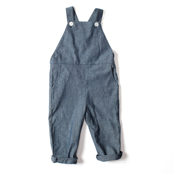 Overall Chambray