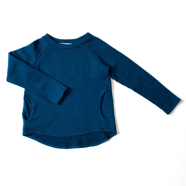 Weekend Sweatshirt Indigo