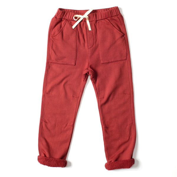 Weekend Pant Marsala