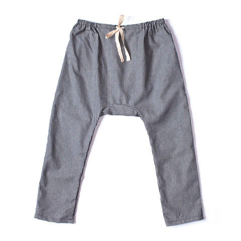 Play Pant Hickory Stripe