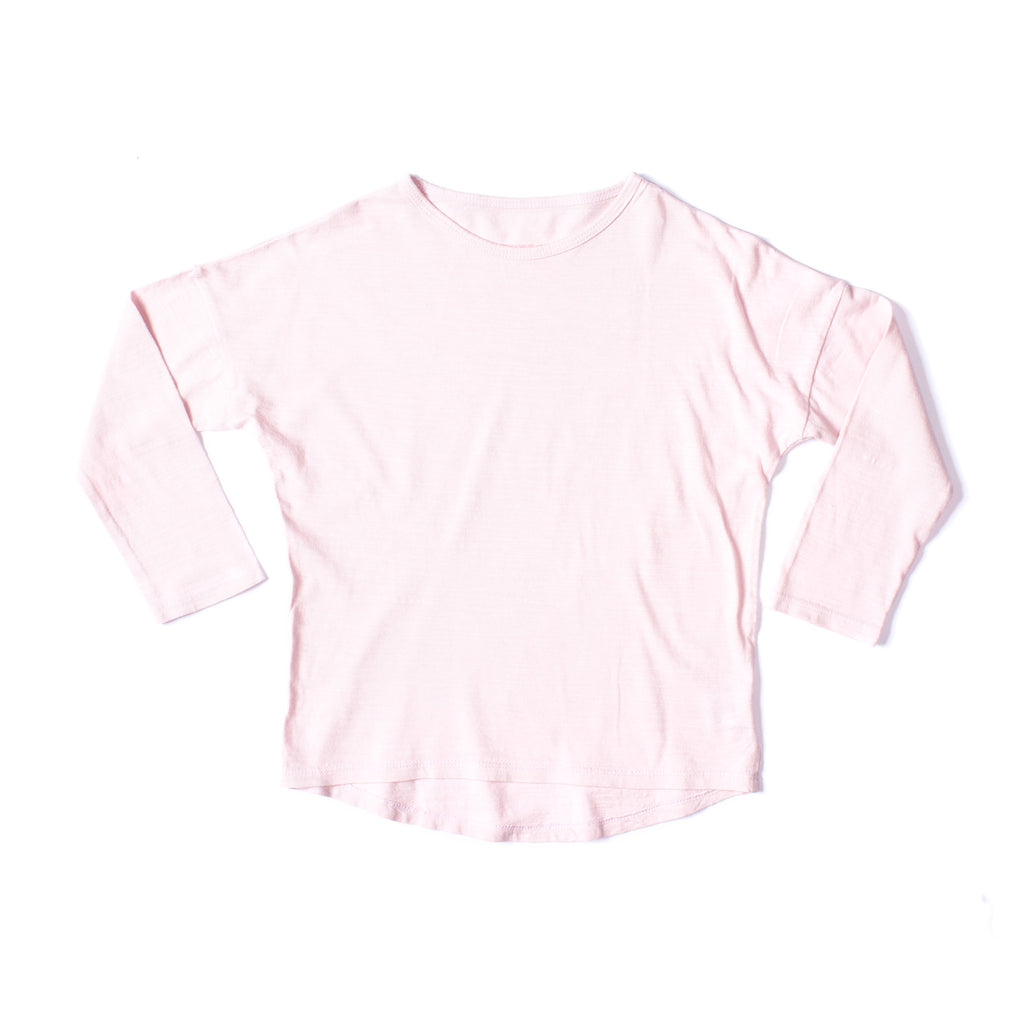 Simple Long Sleeve Tee Blossom
