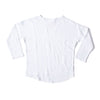 Simple Long Sleeve Tee White