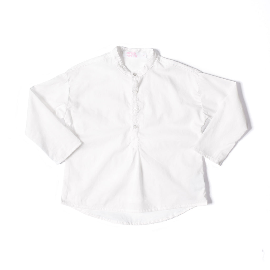 Tunic Shirt White