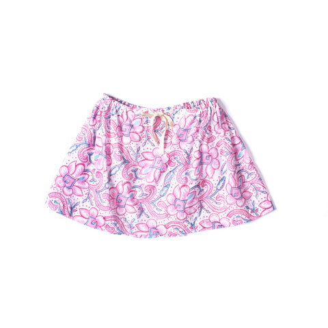 Twirl Skirt Pink Floral
