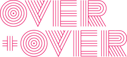 Over + Over Kids logo