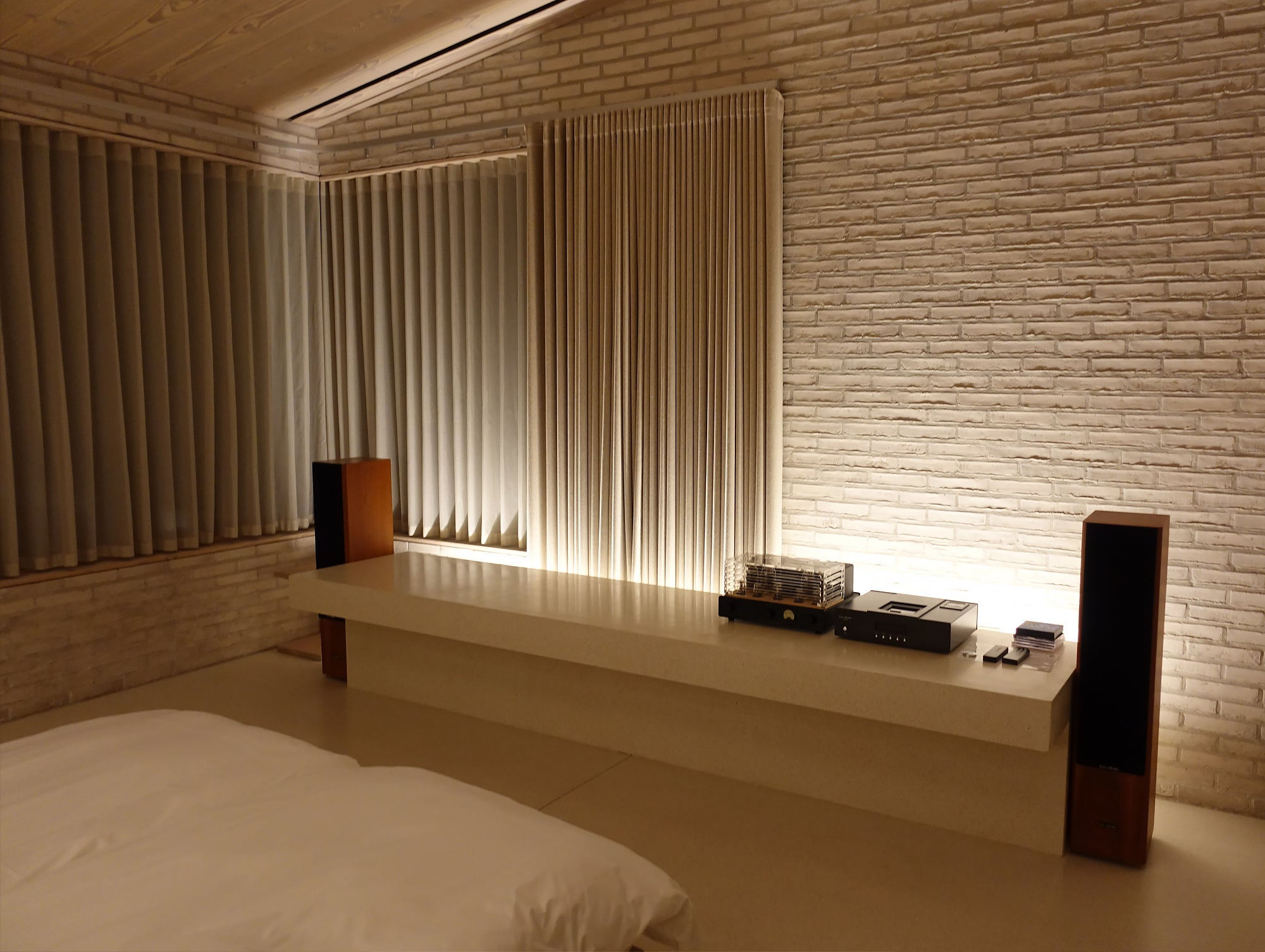 John Pawson Life House - Music Bedroom