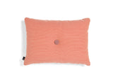 1 Dot Coral Steelcut Trio Dot Cushion by HAY