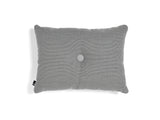 1 Dot Dark Grey Steelcut Trio Dot Cushion by HAY