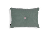 1 Dot Green Steelcut Trio Dot Cushion by HAY
