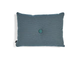 1 Dot Racing Green Steelcut Trio Dot Cushion by HAY