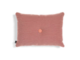 1 Dot Rose Steelcut Trio Dot Cushion by HAY