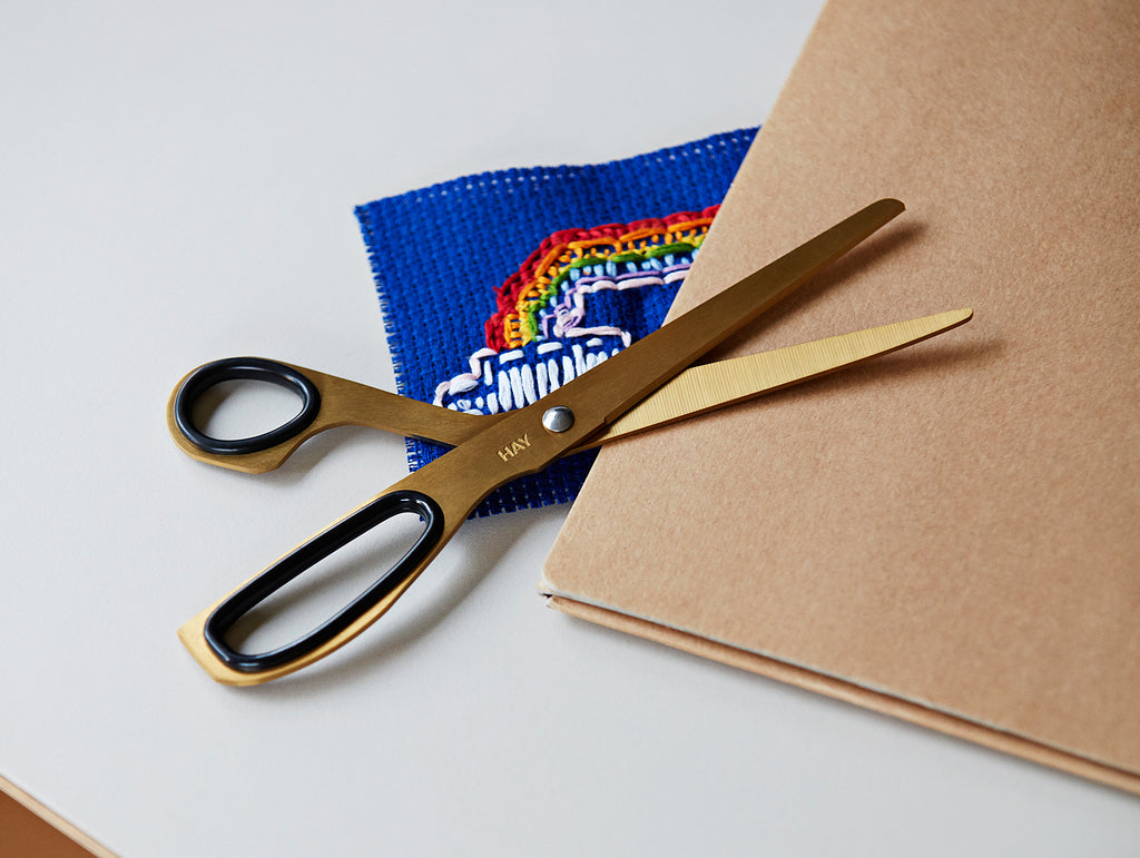 Brass Scissors by HAY