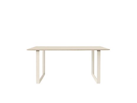 Muuto 70/70 Table Oak Top / Sand Frame / 170 x 85 cm