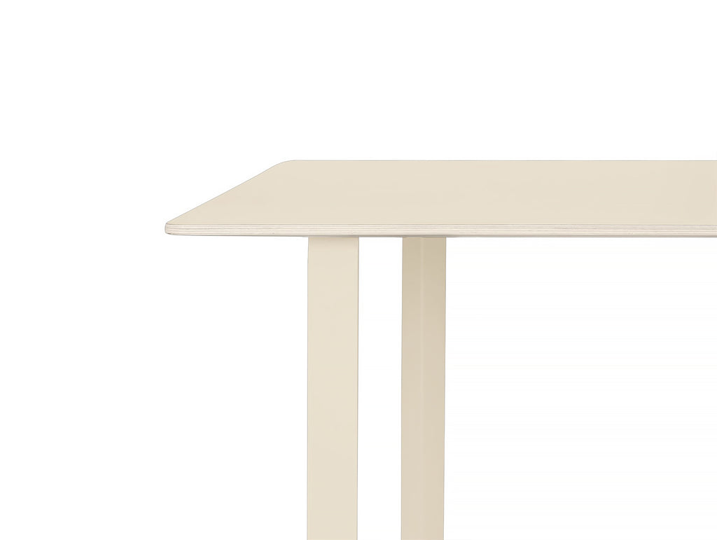 Muuto 70/70 Table Sand Laminate Top / Sand Frame
