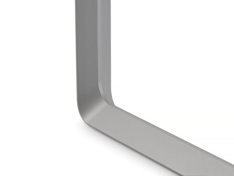 70/70 Table by Muuto - Grey Frame Detail
