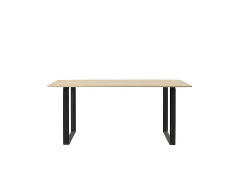 70/70 Table by Muuto - 170 x 85 - Oak / Black