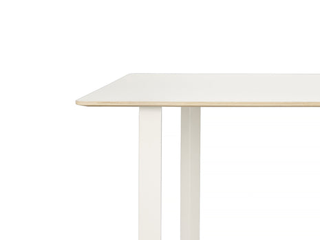 70/70 Table by Muuto - White / White
