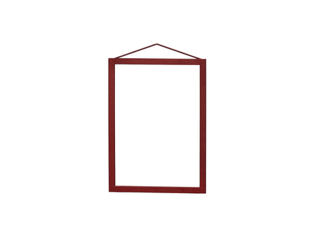 A5 Deep Red Frame - Colour by Moebe
