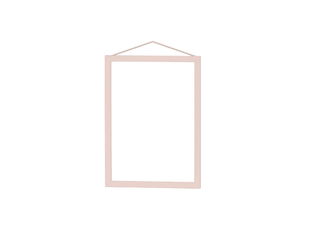 A5 Pale Rose Frame - Colour by Moebe