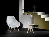 HAY AAL 92 Chair - Surface 120 - Matt Lacquered Oak