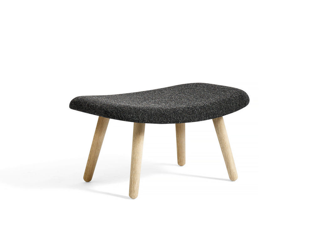 About A Lounge Ottoman - AAL 03 - Hallingdal 180, Soaped Oak