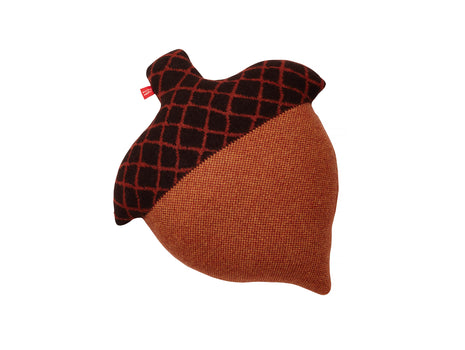 Acorn Shaped Cushion by Donna Wilson