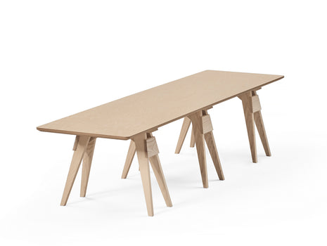 Natural Oak Arco Coffee Table by Design House Stockholm