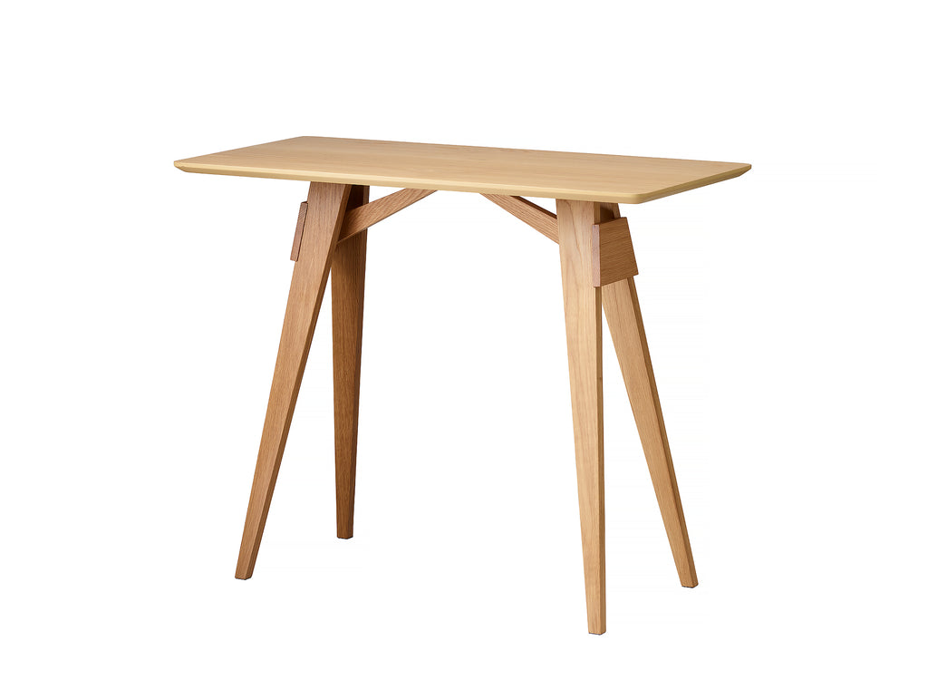 Arco Natural Oak Side Table by Design House Stockholm