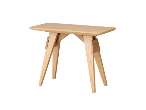 Arco Natural Oak Small Table by Design House Stockholm