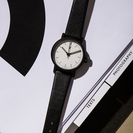 V03P Petite Black By Void Watches