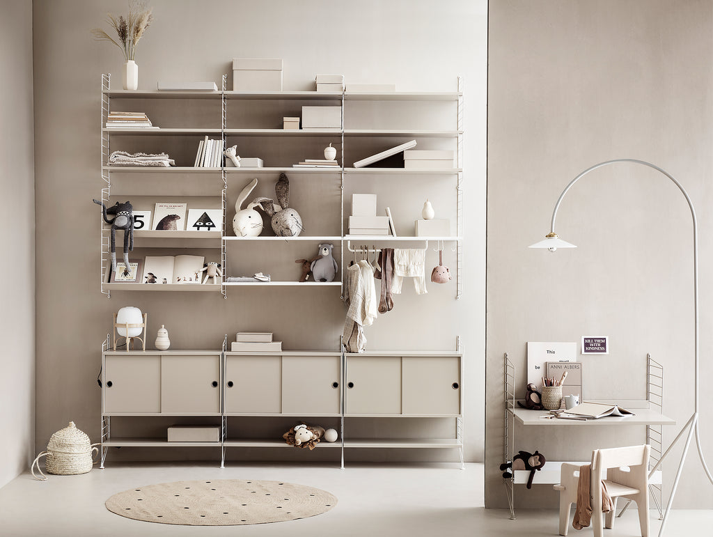 String System Shelves by String · Really Well Made