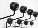 Vitra Eames Hang It All - Black Ash