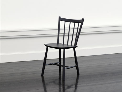 Black J41 Chair by HAY