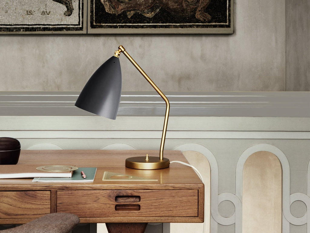 Grashoppa task table lamp by gubi really well made grashoppa task table lamp mozeypictures Images