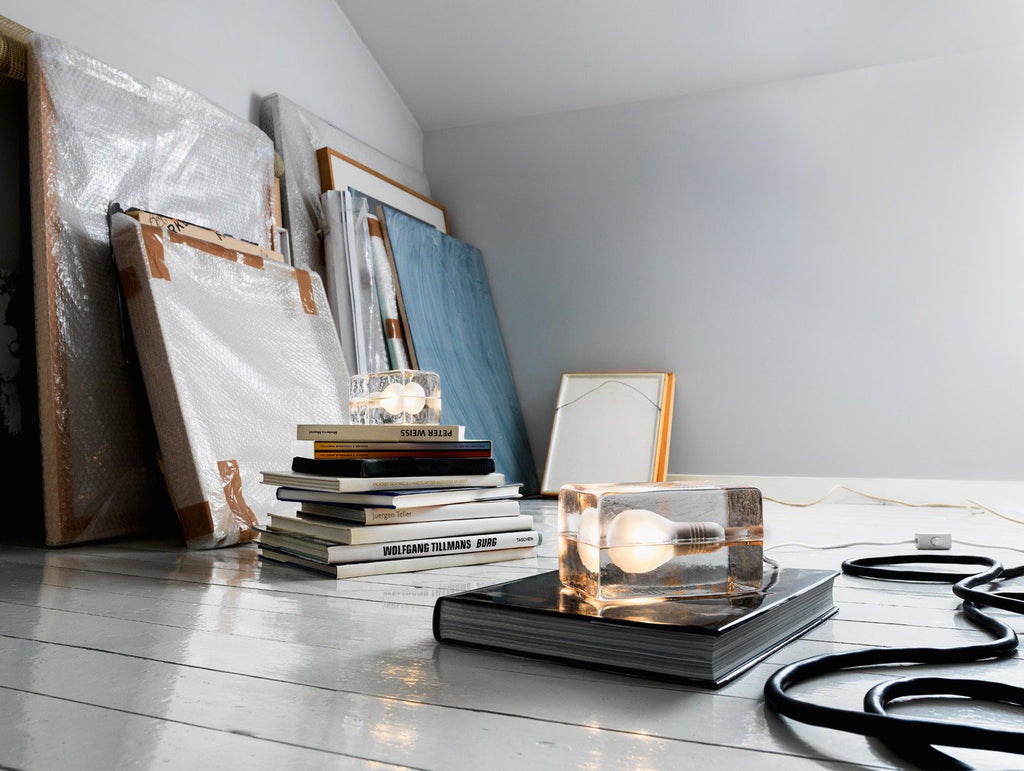Block Lamp by Design House Stockholm · Really Well Made