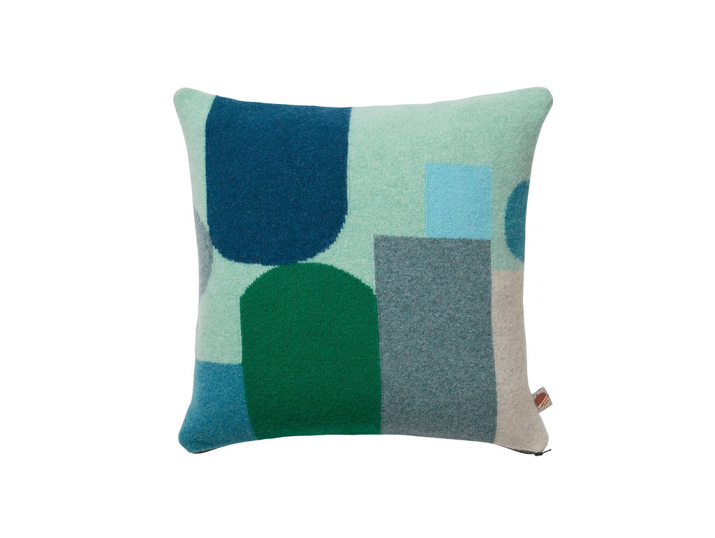 Blue Hue Cushion by Donna Wilson
