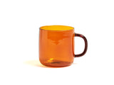 Borosilicate Mugs and Cups by HAY - Amber Mug