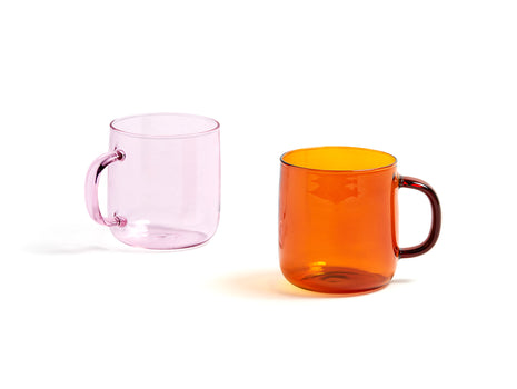 Borosilicate Mugs and Cups by HAY